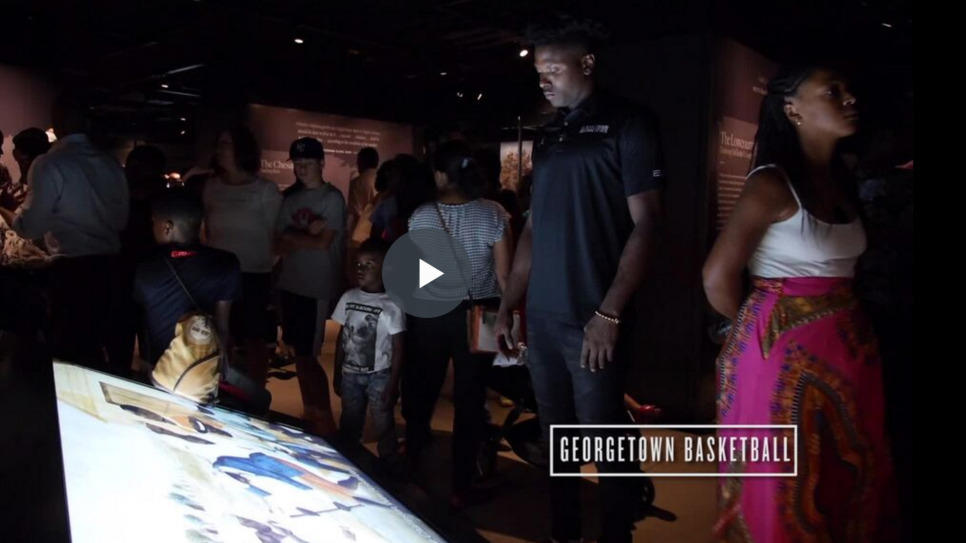 MBB Visits Museum of African American History & Culture