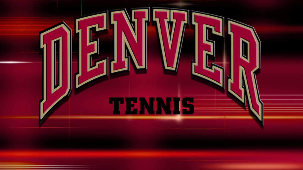 2011-12 Men's Tennis Web Montage